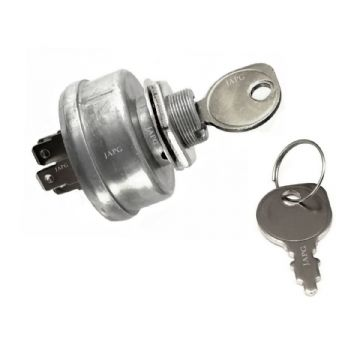 Ignition Switch & Keys, Gravely 19223 Ariens 3115200 Jacobsen 129746 129846 Toro 12-8140 Mowers